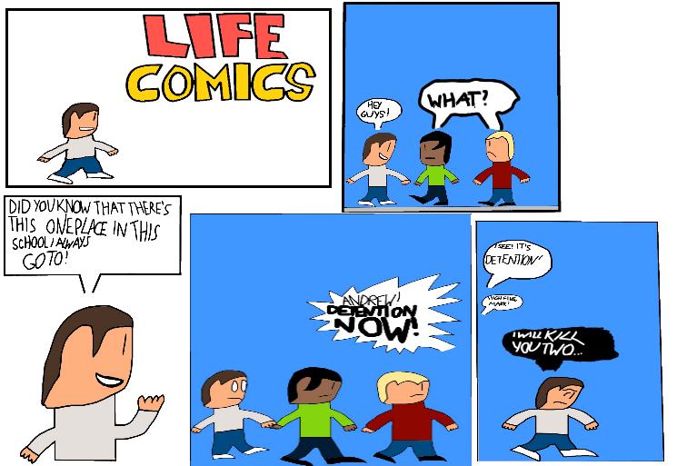 LIFE Comics for Mar 17, 2017