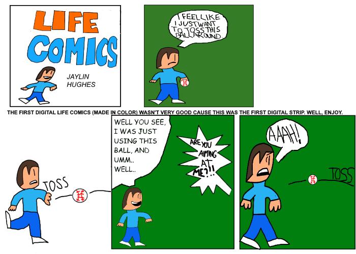 LIFE Comics for Mar 6, 2017