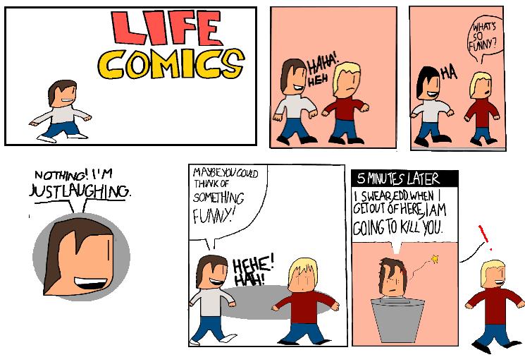 LIFE Comics for Mar 13, 2017