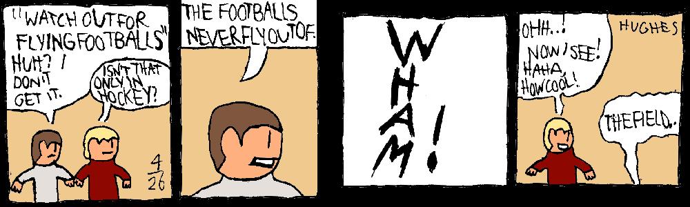 LIFE Comics for Apr 26, 2017