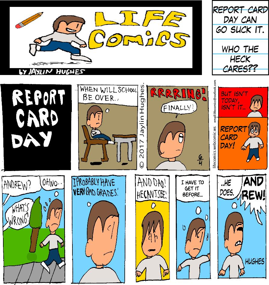 LIFE Comics for Jun 4, 2017