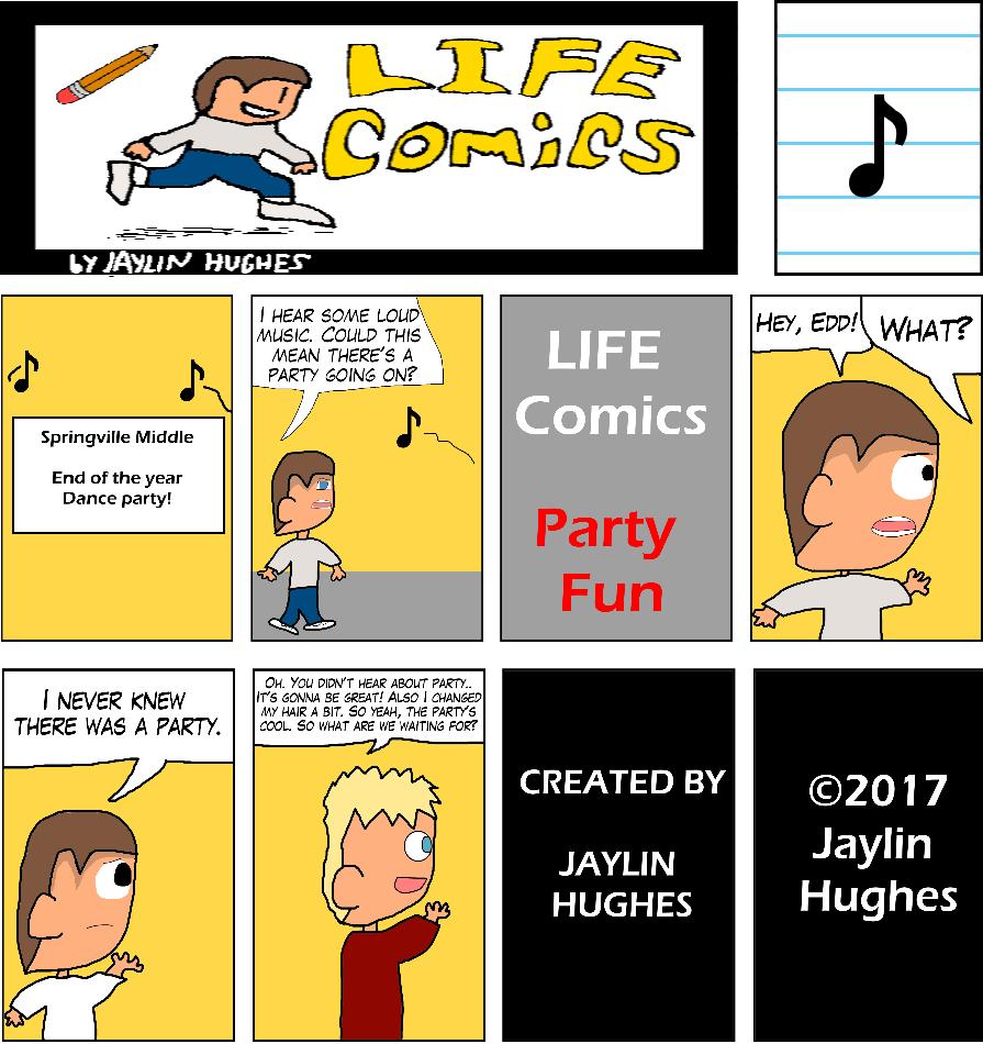 LIFE Comics for Jun 18, 2017
